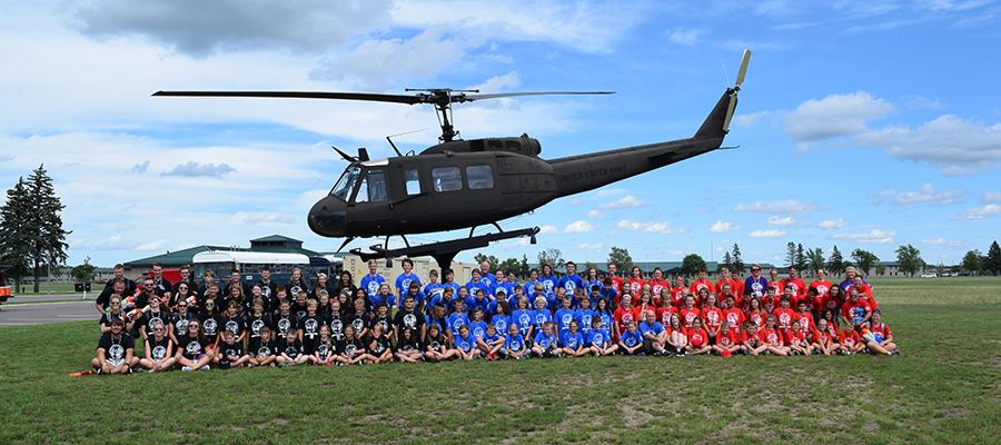 Minnesota National Guard | Youth Camp